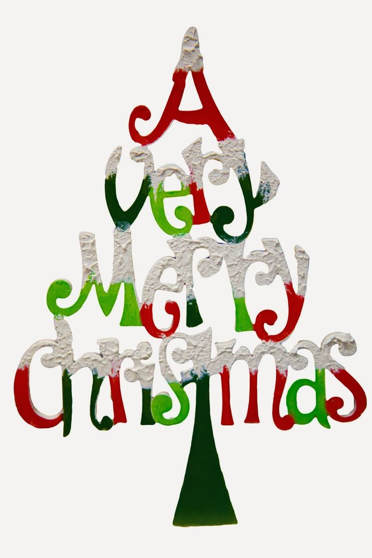 Free Clipart For Merry Christmas