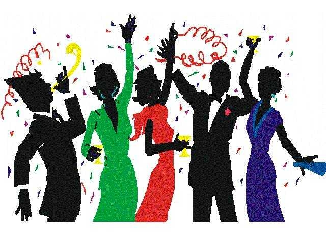 640x480 Free Clip Art Of New Years Eve Clipart