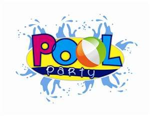 300x231 Free Pool Party Clipart