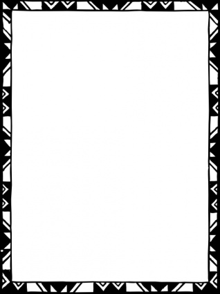 318x425 Free Clipart Certificate Borders
