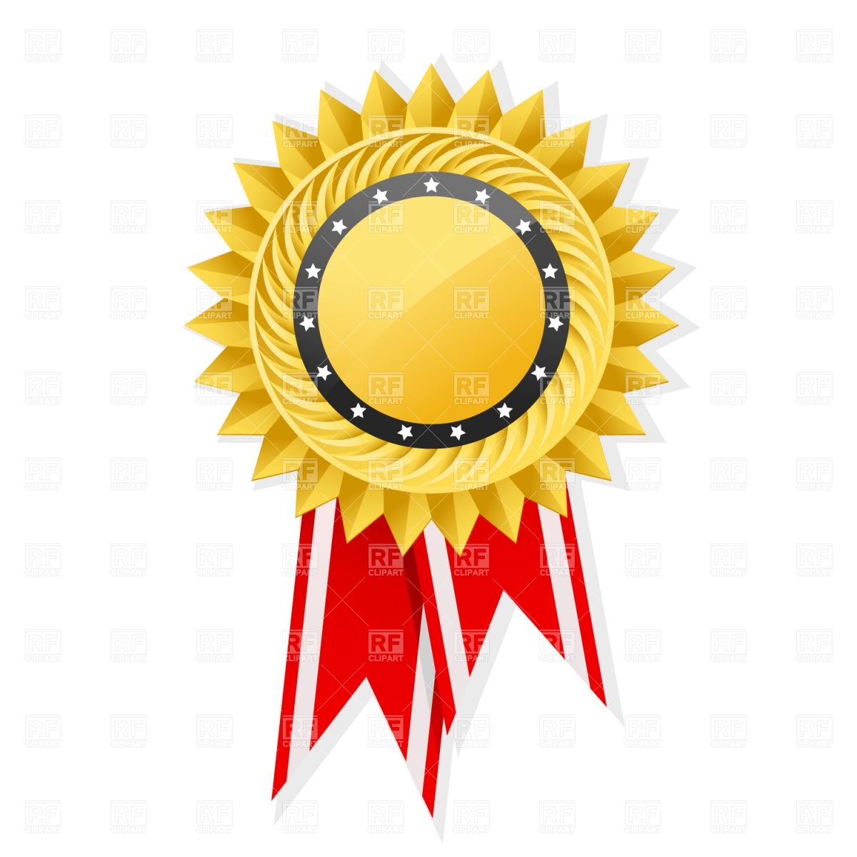 1200x1200 Ribbon Clipart Medal Certificate