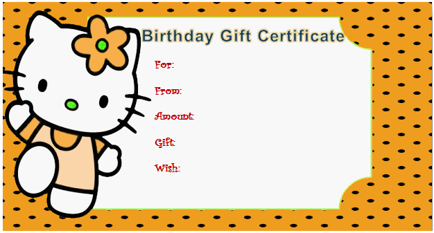 Free clipart gift certificate template free download best free 626x337 kids certificate templates yadclub Gallery