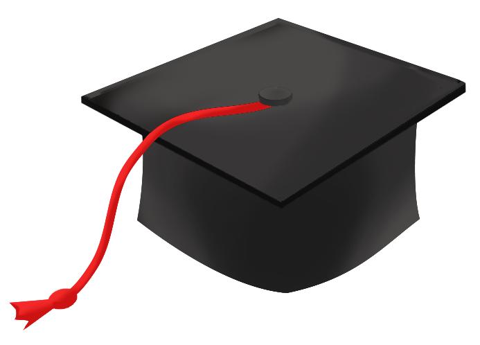 693x498 Graduation Hat Free Clip Art Of A Graduation Cap Clipart Image 2 2