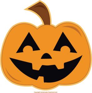 295x300 Classy Halloween Clip Art Free Clipart