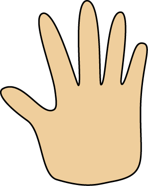 297x373 Clip Art Hands