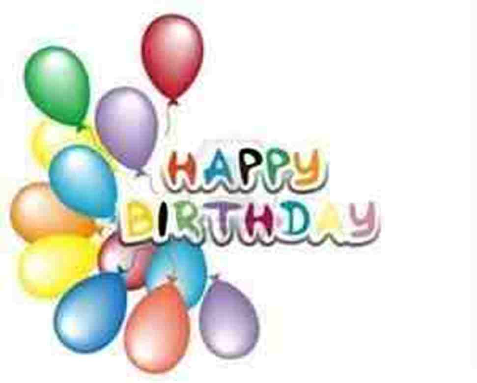 Free Clipart Happy Birthday Free Download Best Free Clipart Happy