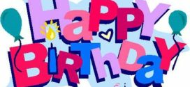 272x125 Free Birthday Birthday Clipart Happy Birthday Clip Art And 3