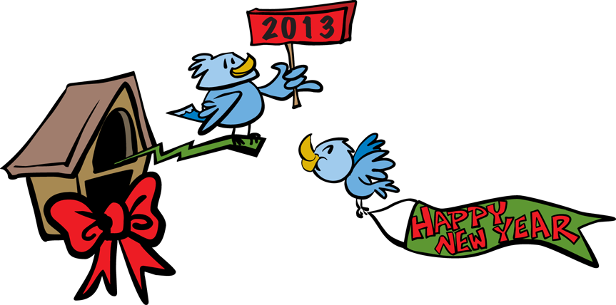 863x428 Free Happy New Year Clip Art Clipart