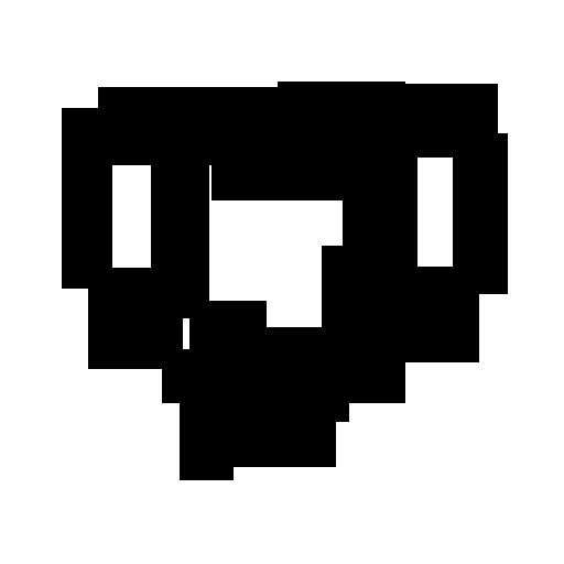 512x512 Double Heart Clip Art