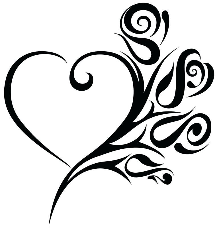 762x800 Clipart Heart Medium Size Of Valentine Shape Picture Inspirations