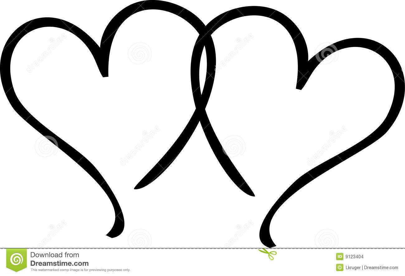 1300x887 Lovable Clip Art Two Hearts Clipart Two Hearts Clip Art