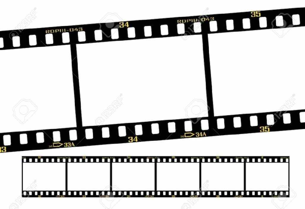 1027x702 Clipart Pencil And In Color Border Photography Film Clipart S Free