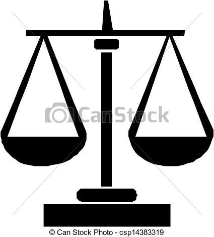Free Clipart Images Scales Of Justice