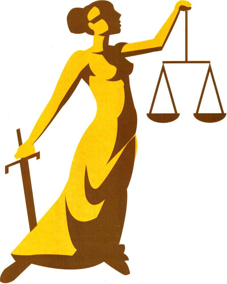 799x999 Scale Clipart Lady Justice