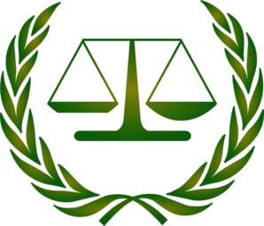 298x255 Scales Of Justice Clip Art