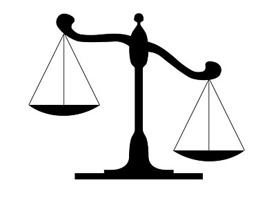 400x300 Beautiful Looking Scales Of Justice Clipart Scale Clip Art