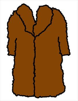 271x350 Jacket Free Fur Coat Clipart Free Clipart Graphics Images