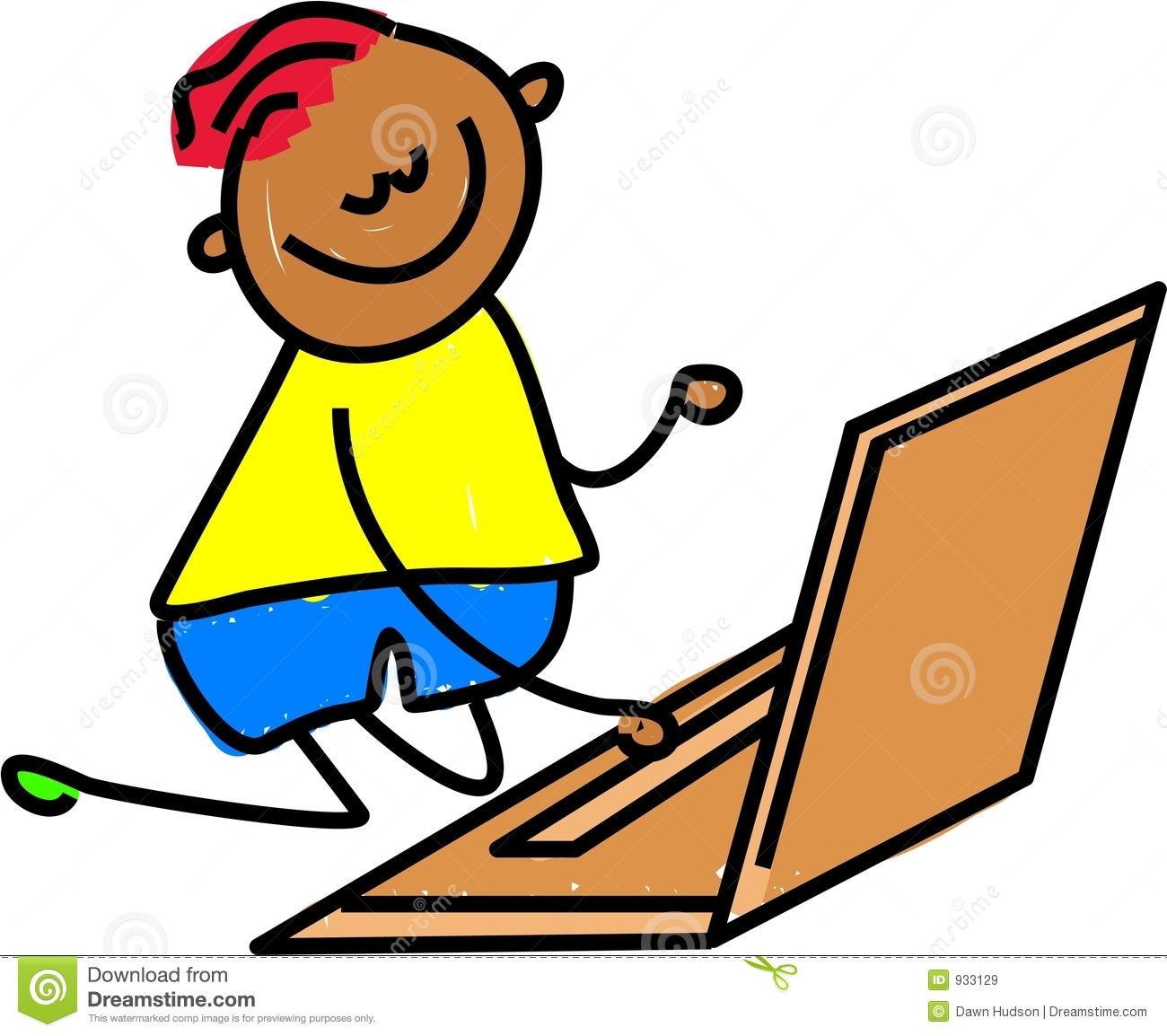 1300x1154 Computer Clipart Laptop Kid