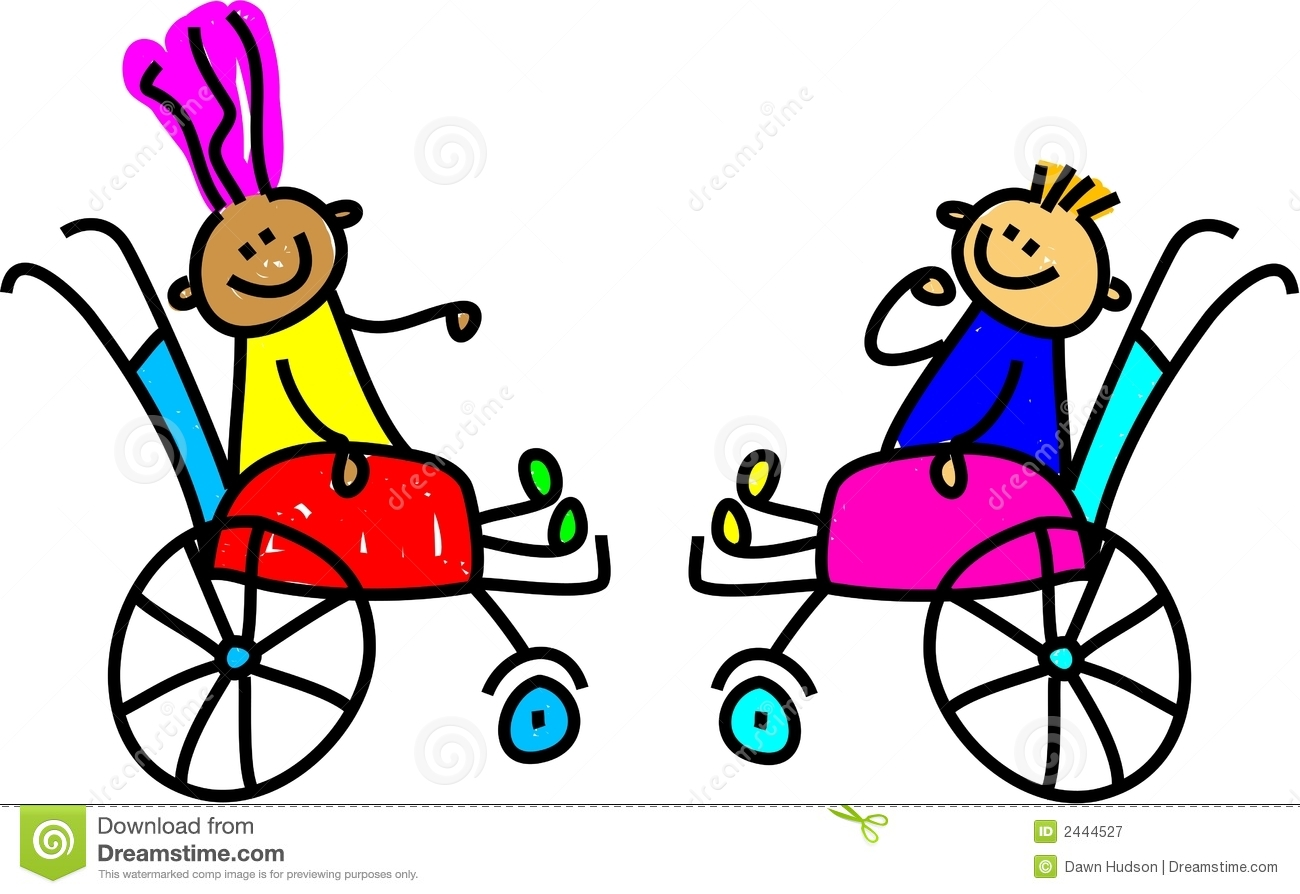 1300x894 Disabled Children Clip Art Clipart