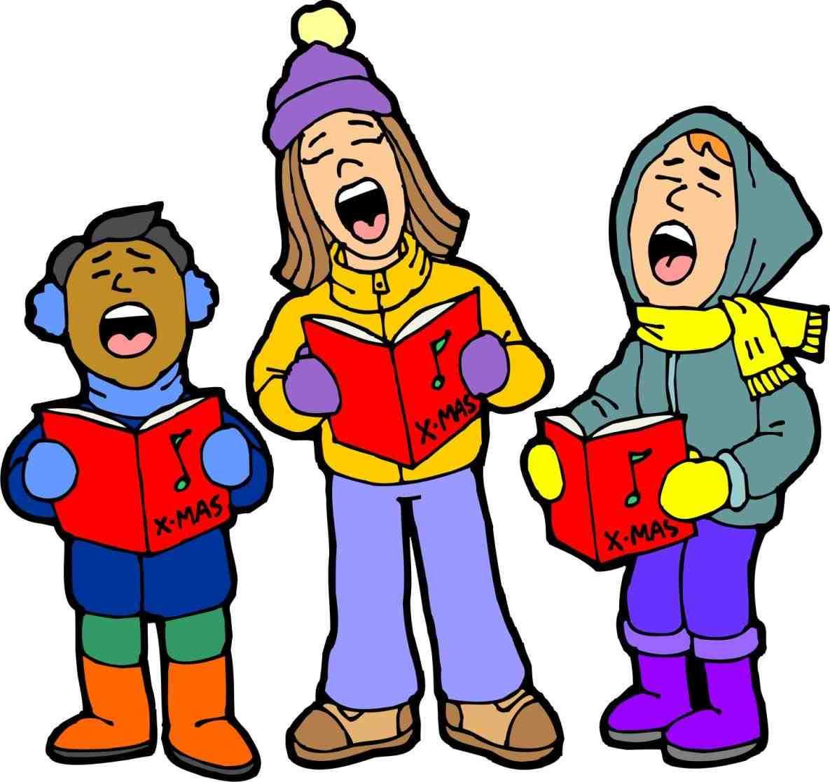 1185x1117 Christmas Singing Clip Art Cheminee.website