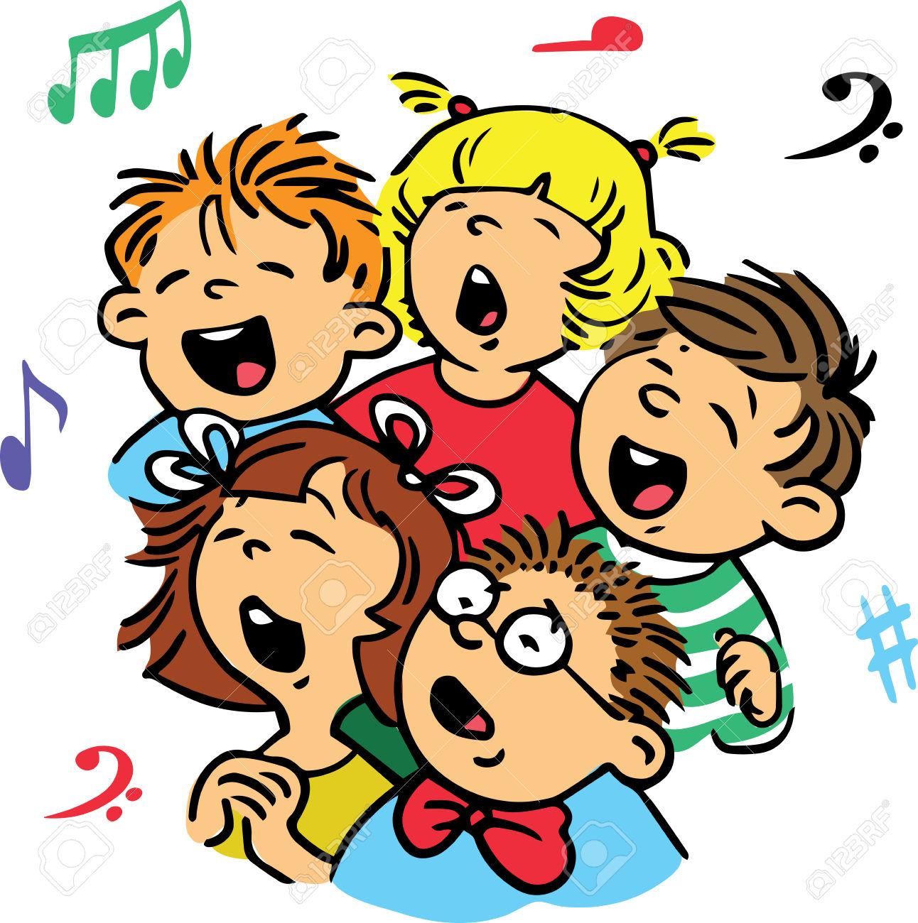 1292x1300 Children Singing Clipart, Explore Pictures