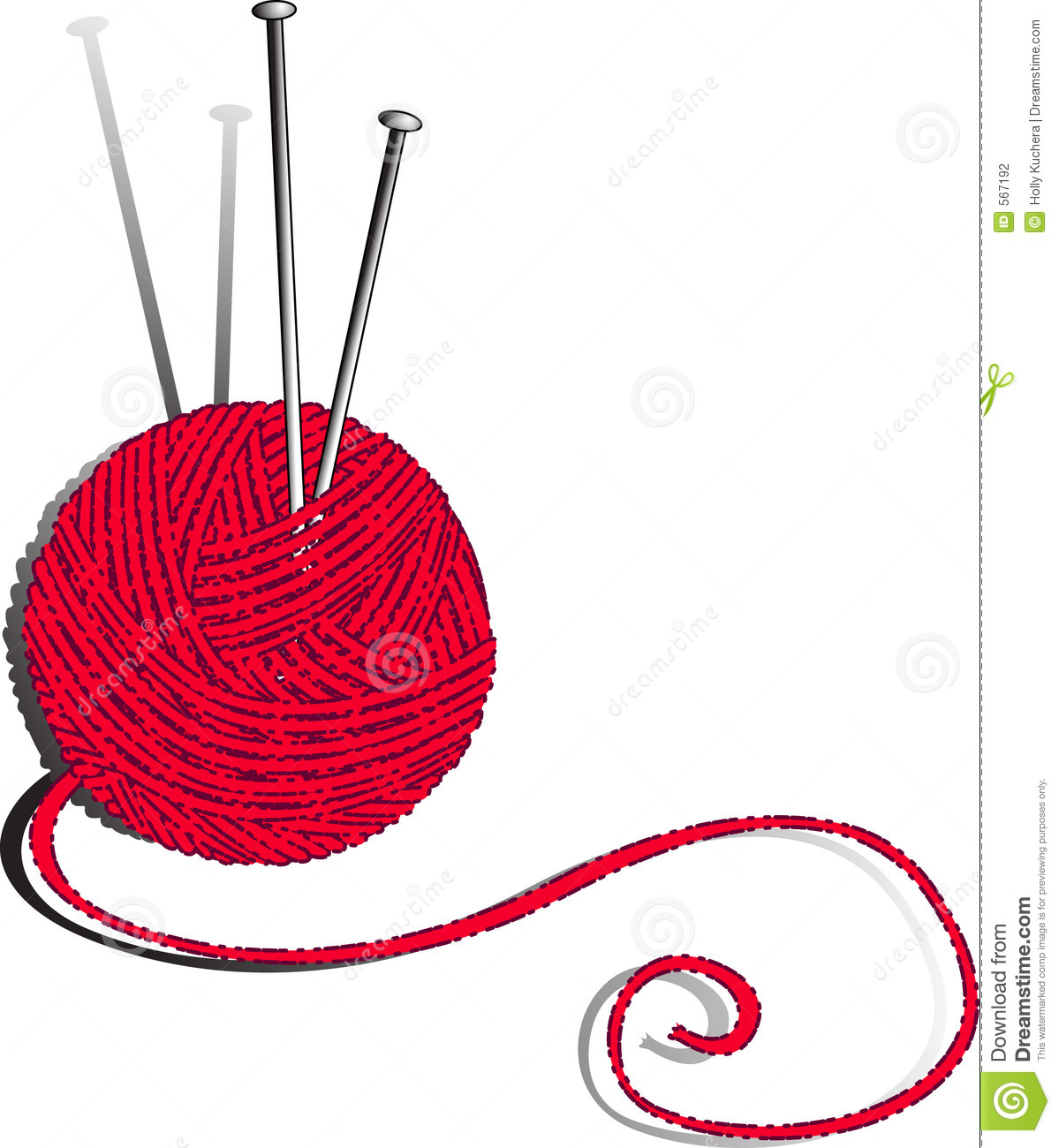 Free Clipart Knitting