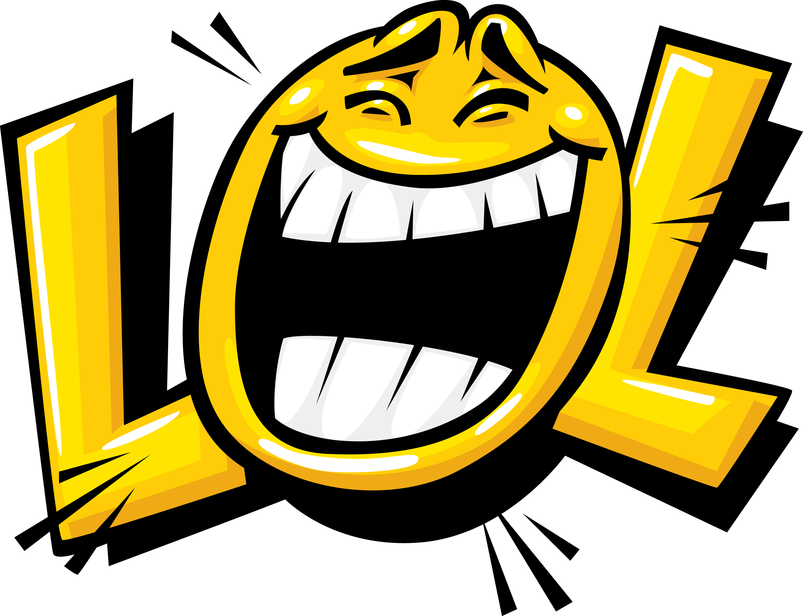 2800x2148 Laughing Clip Art Inderecami Drawing