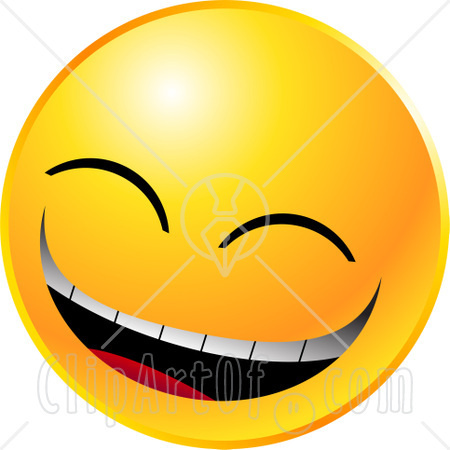 450x450 Laughing Face Clipart