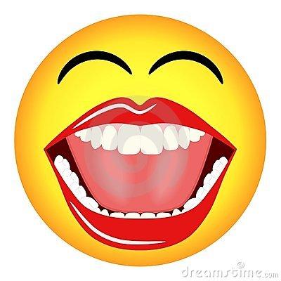 400x400 Laughing Smiley Face Clip Art Clipart Panda
