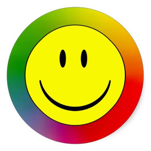512x512 Happy Faces Pink Smiley Face Clip Art