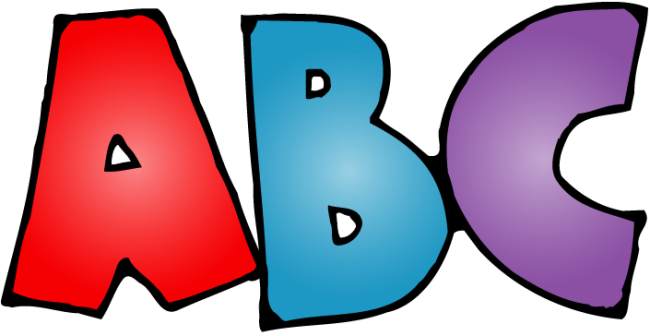 650x336 Abc Clipart Alphabet Free Clipartoons Cliparts And Others Art