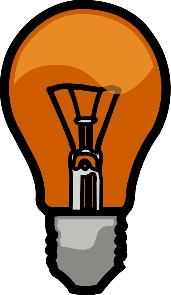 342x591 Light Bulb Clip Art Free Vector In Open Office Drawing Svg ( Svg