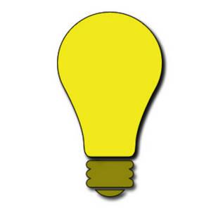 300x300 Light Bulb Clip Art Free 0808 0710 3112