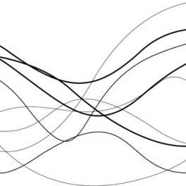 264x264 Free Graphic Lines Clip Art
