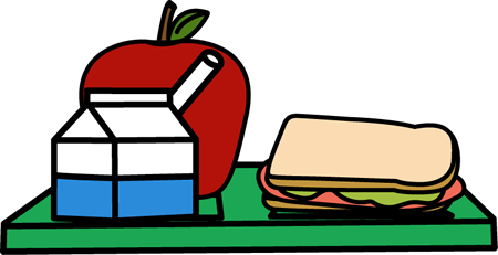 450x231 Lunch Tray Clip Art