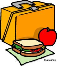 182x213 Lunch Box Clip Art