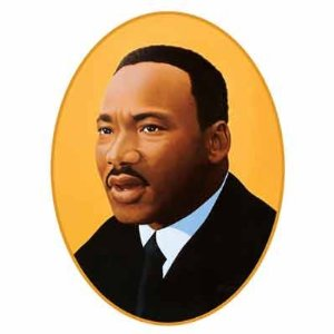 300x300 Martin Luther King Jr Clip Art