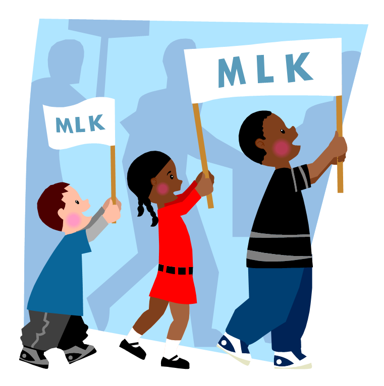 761x766 Martin Luther King Parade Clip Art Clipart Free Download
