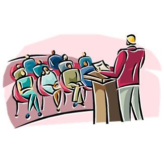 325x325 Meeting Clip Art Black White Free Clipart Images 3