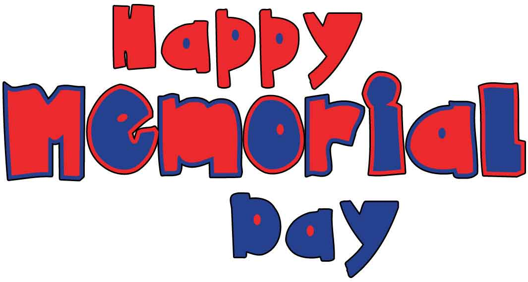 1065x570 Happy Memorial Day Clip Art Pictures Free