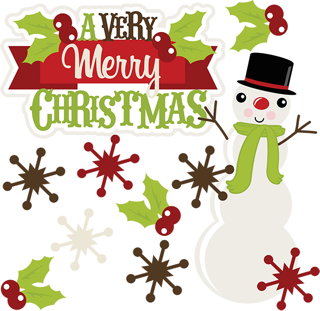 648x630 Clipart Merry Christmas Template Merry Christmas Amp Happy New