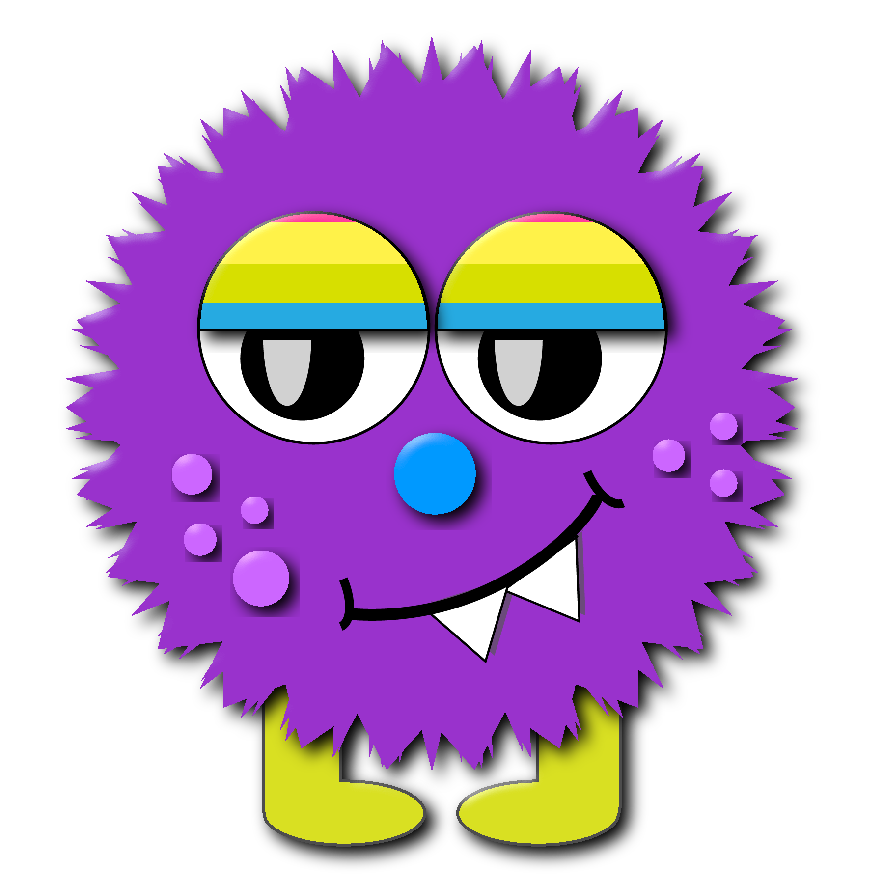 Free Clipart Monster
