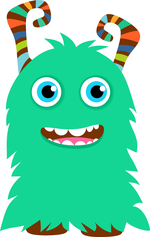 1904x3001 Monster Clip Art