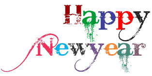 314x157 Happy New Year 2018 Clipart