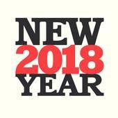 170x170 2018 New Year Clip Art
