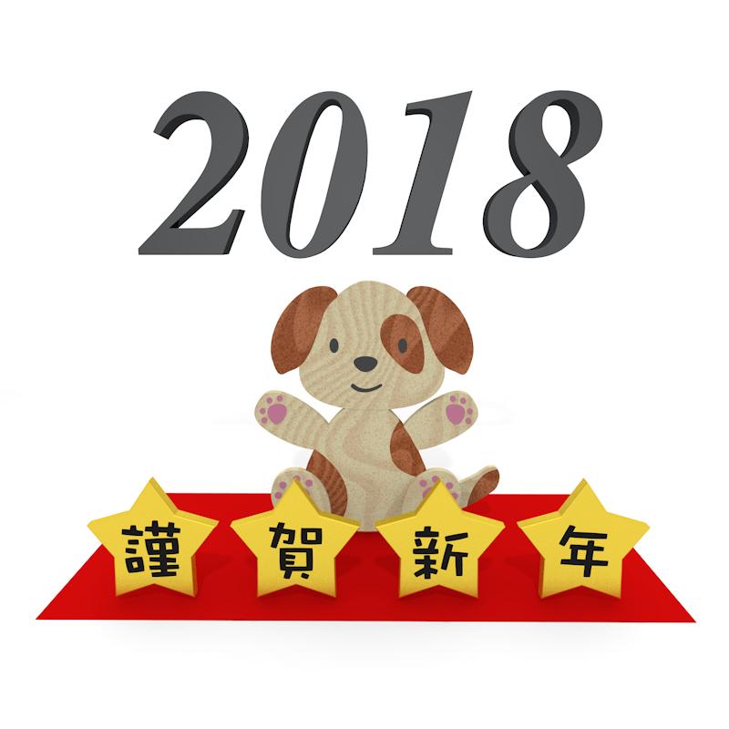 800x800 2018 Year New Year