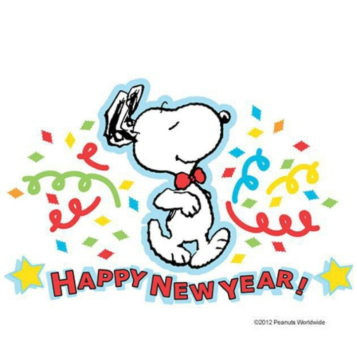721x721 Snoopy Clipart New Year