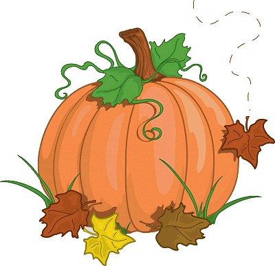 400x387 October Free Calendar Clipart Clip Art Pictures Graphics