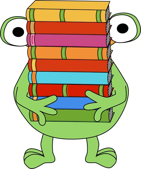 Free Clipart Of Books
