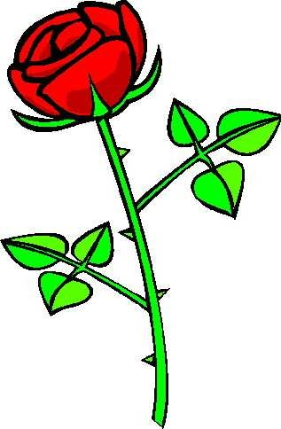 317x484 Roses Image Of Clip Art Red Rose 6 Red Rose Free Clipart Free Clip